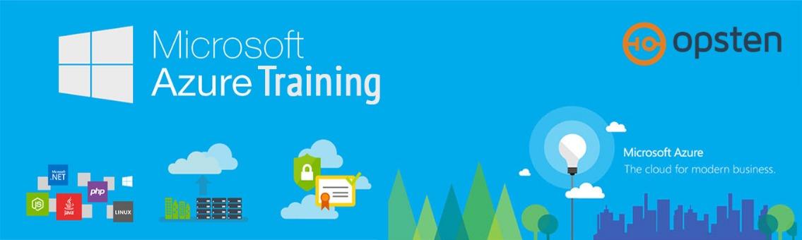 Microsoft Azure Training Tickets by Opsten, 19 Nov, 2018, Singapore Event