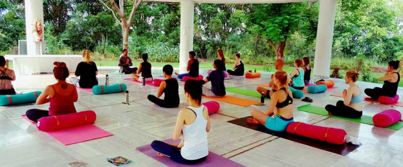 Yoga teacher training in India Tickets by Alakhyoga - Yoga teacher training  school in India, 12 Oct, 2018, Rishikesh Event