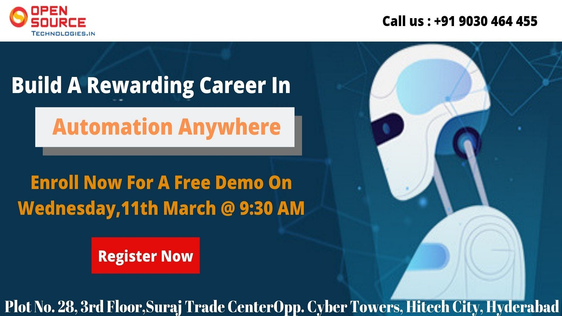 Attend Free Demo on Automation Anywhere-Gain Clear Insights