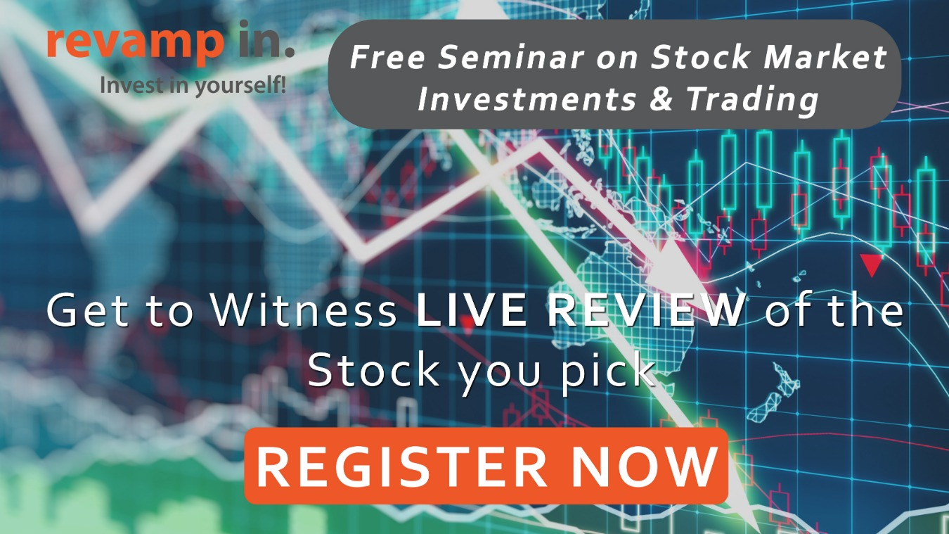 Free Seminar on Stock Market Investments and Trading- Live
