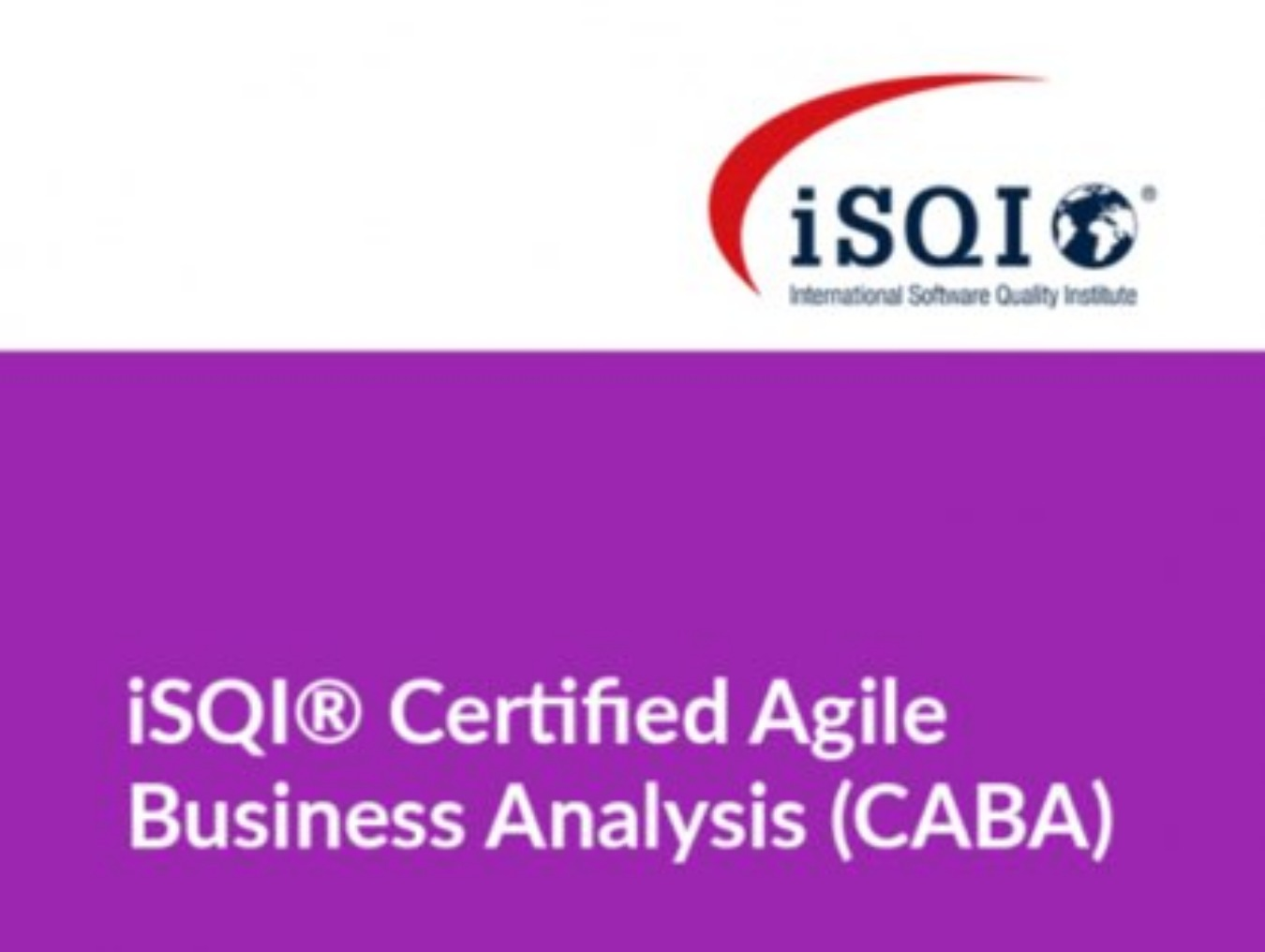Certified Agile Business Analyst Isqi Tickets By Productshaala 25