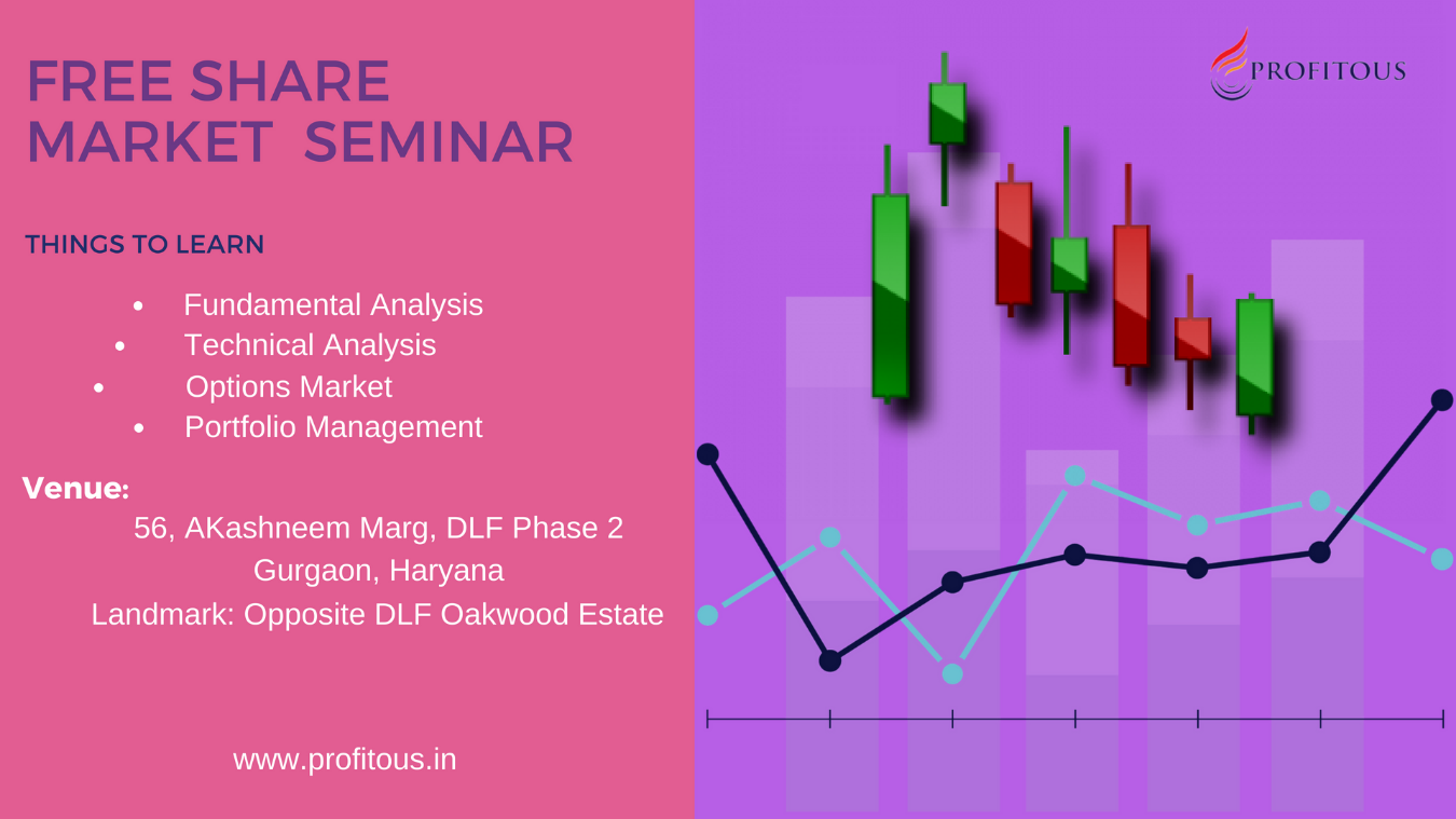 Free Seminar on Stock Market Pro-Trading: Delhi-ncr Tickets