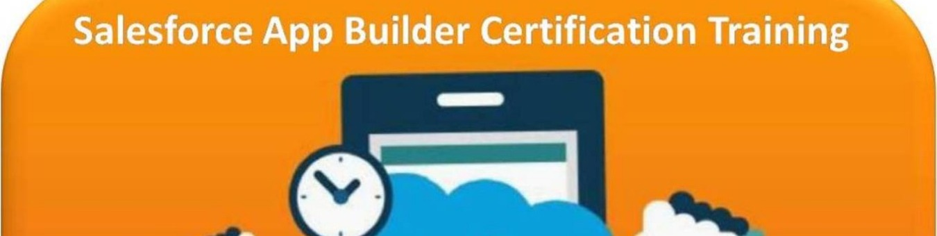 Learn Salesforce App Builder Training by Real time Experts Tickets