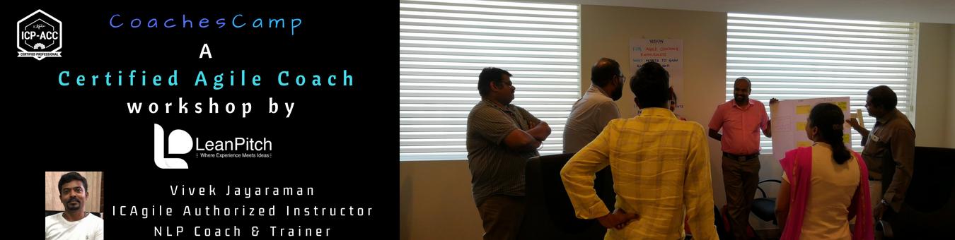 Icagile Certified Professional Agile Coaching Icp Acc In Bangalore