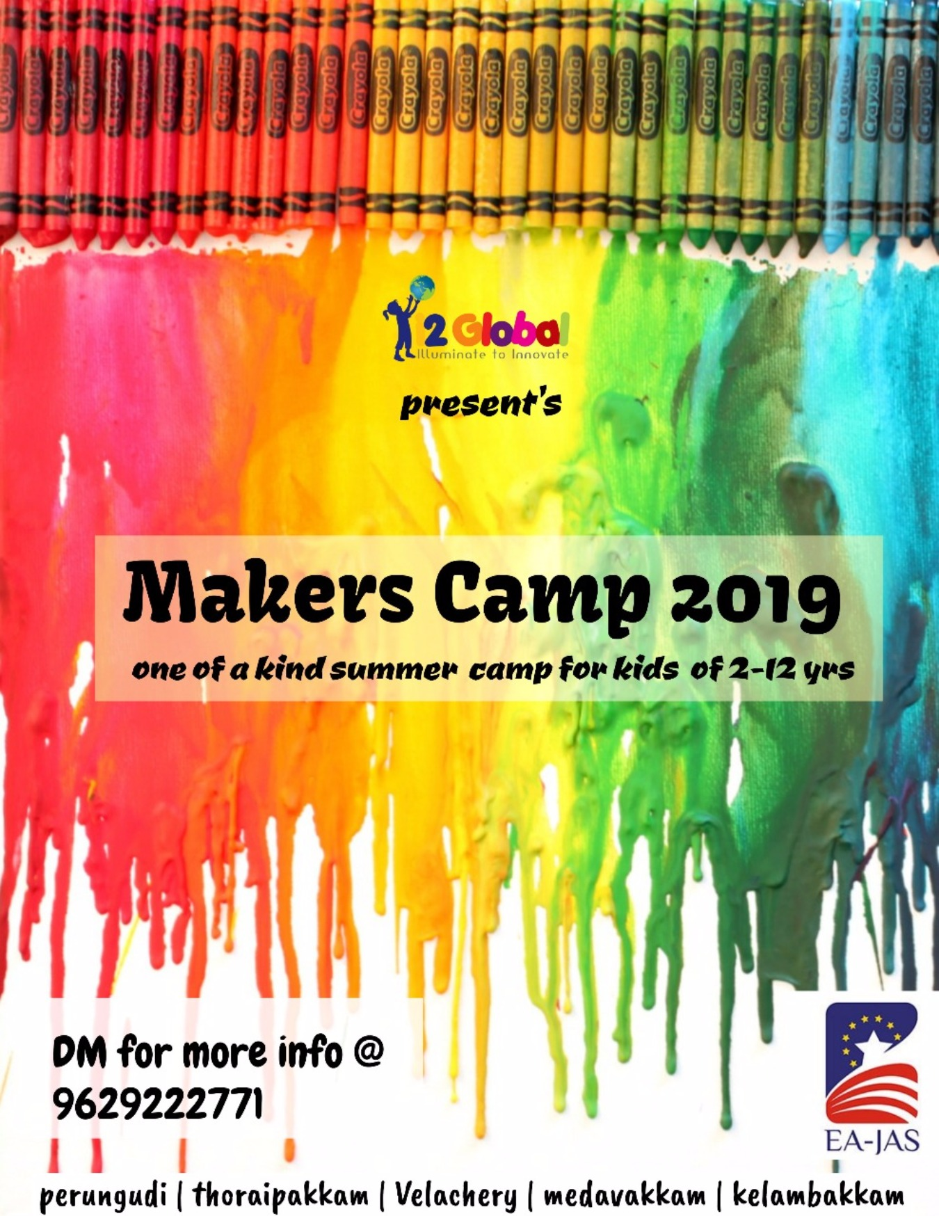 Winterjas Kind 2019.Summer Camp Tickets By Haritha Kumar 3 Apr 2019 Chennai Event