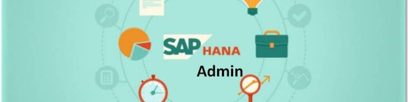 SAP HANA Administration Online Training Classes by Experts