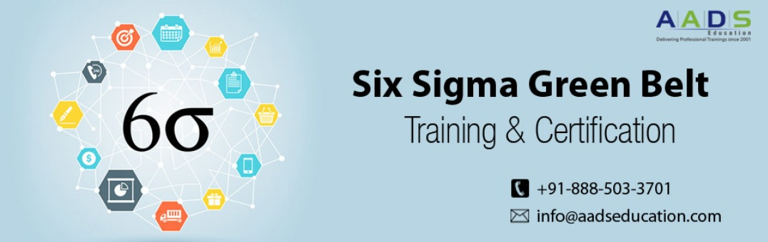 Six Sigma Green Belt Training In Hyderabad Become A Certified Ssgb