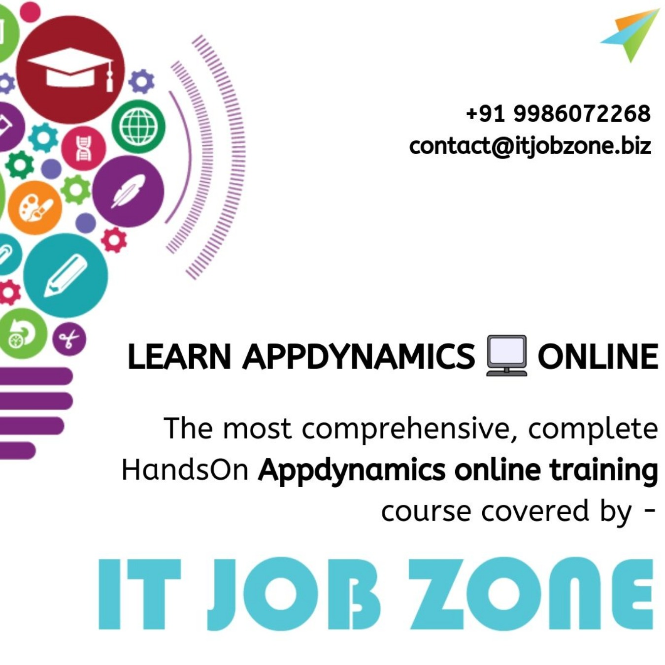 Appdynamics Training - Appdynamics Online Training Tickets by ITJobZone,  Bengaluru Event