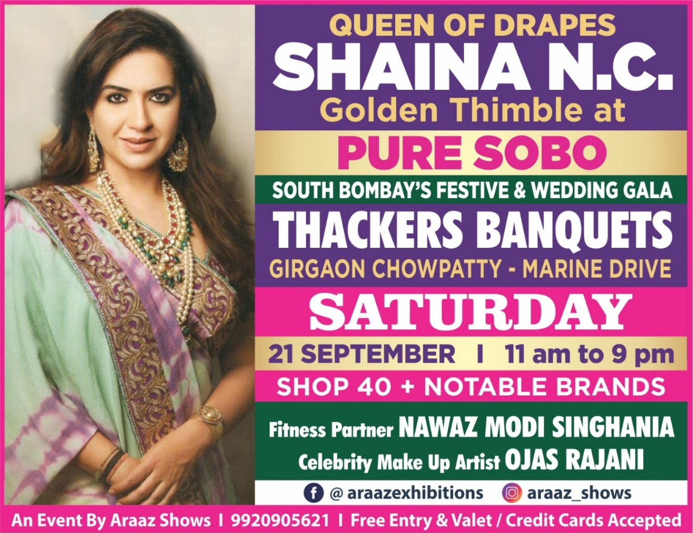 Upcoming fashion Events in Mumbai Ticket Price, Dates & Venue