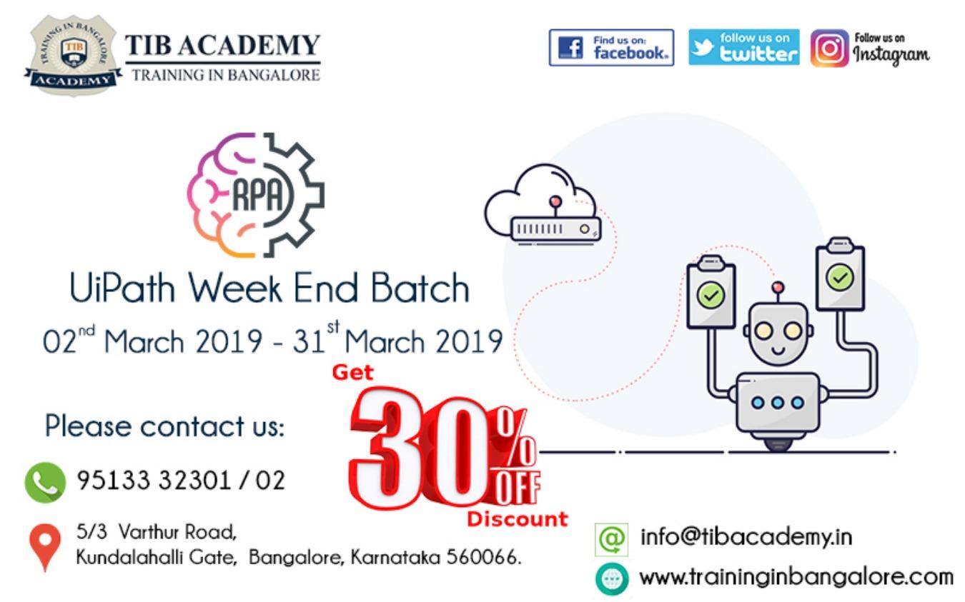 Uipath Academy Courses