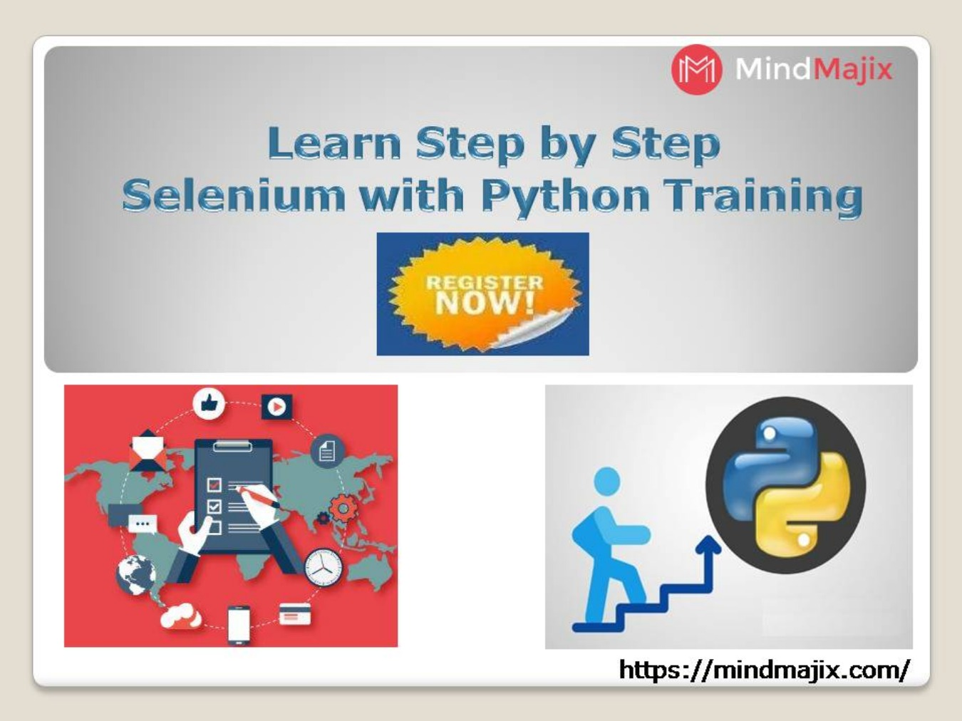 The best resources to learn selenium with python? Tickets by