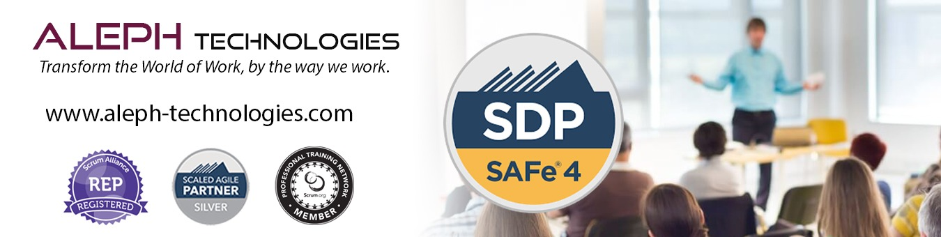 SAFE DEVOPS WITH SAFE®4 6 DEVOPS PRACTITIONER CERTIFICATION - Chennai  Tickets by Aleph Technologies, 6 Jul, 2019, Chennai Event