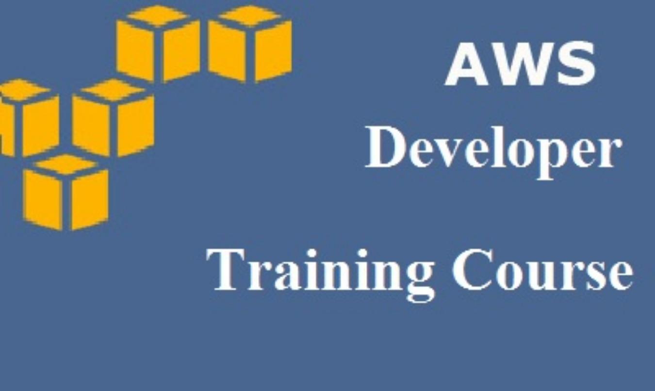 AWS Developer Training - Certification Course - Register For