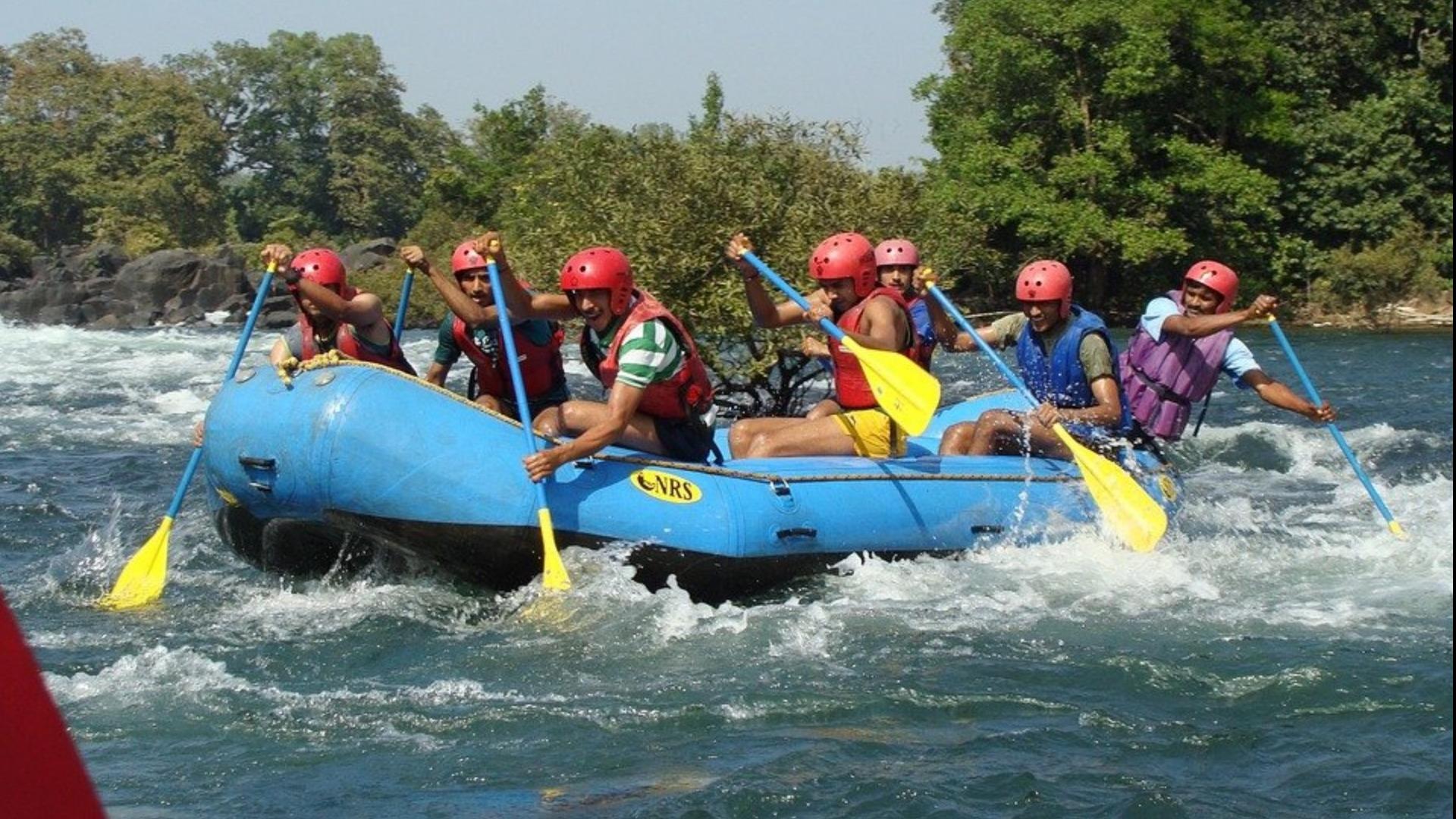 Kolad River Rafting at Kundalika River on 15th September 2019 Tickets by  TREKS AND TRAILS, INDIA, 15 Sep, 2019, Kolad Event