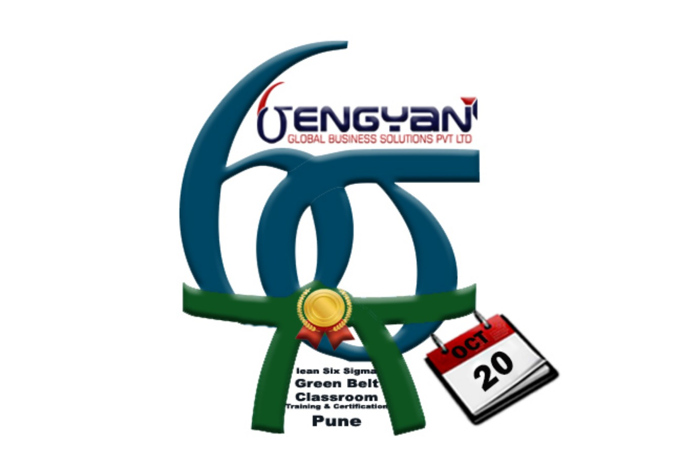 Lean Six Sigma Green Belt Classroom Training At Pune Tickets By