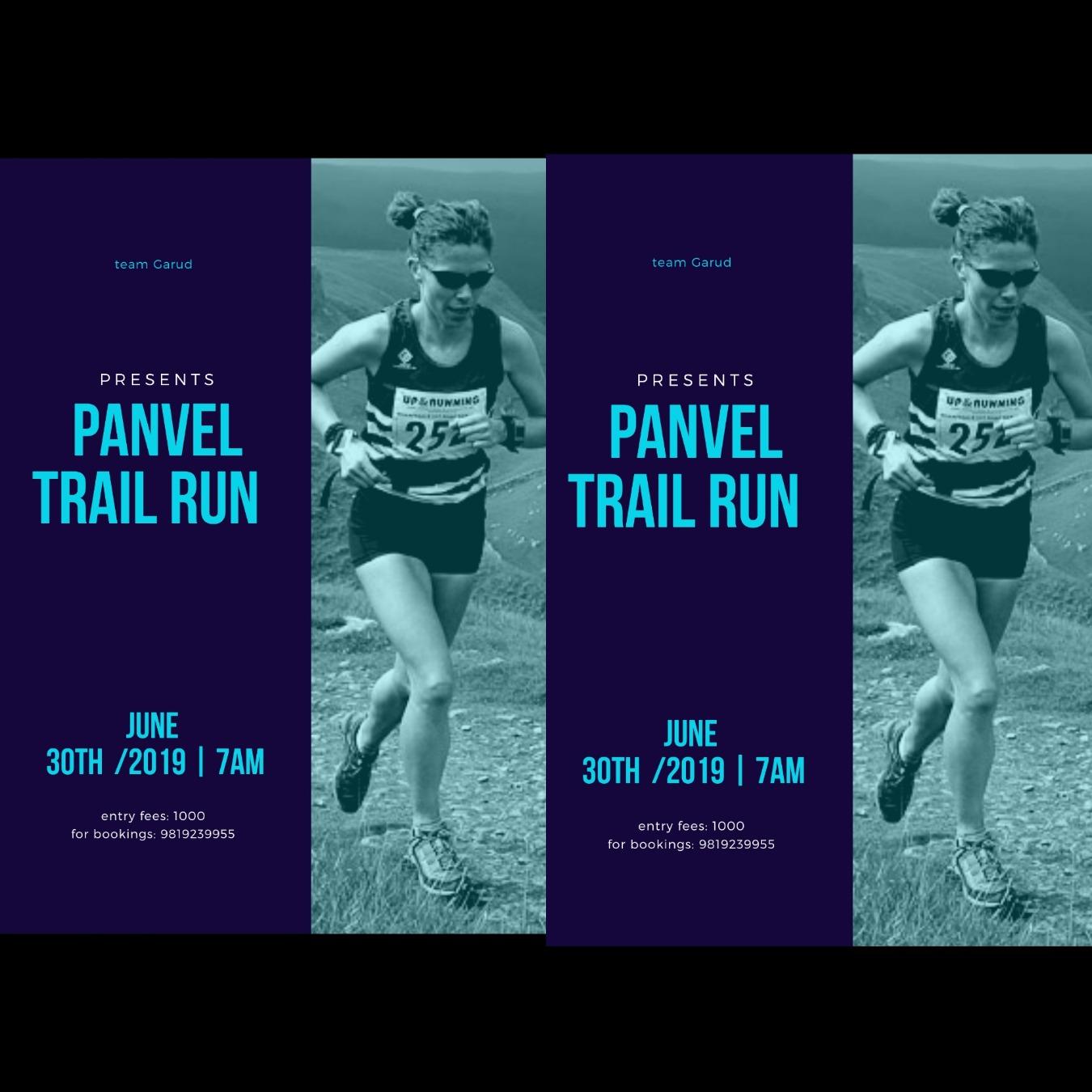 326b6622954 Panvel Trail Run 2019 Tickets by Team Garud, 30 Jun, 2019, Navi Mumbai Event