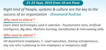 Upcoming Testing Events in Pune Ticket Price, Dates & Venue