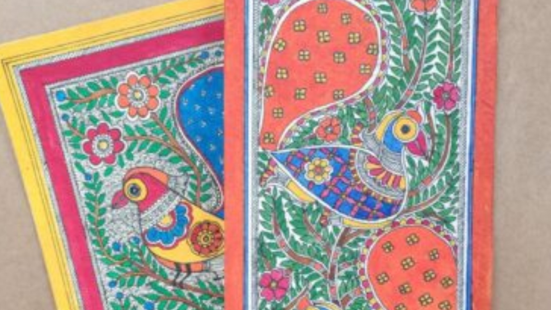 Madhubani Traditional Art Workshop For Beginners In
