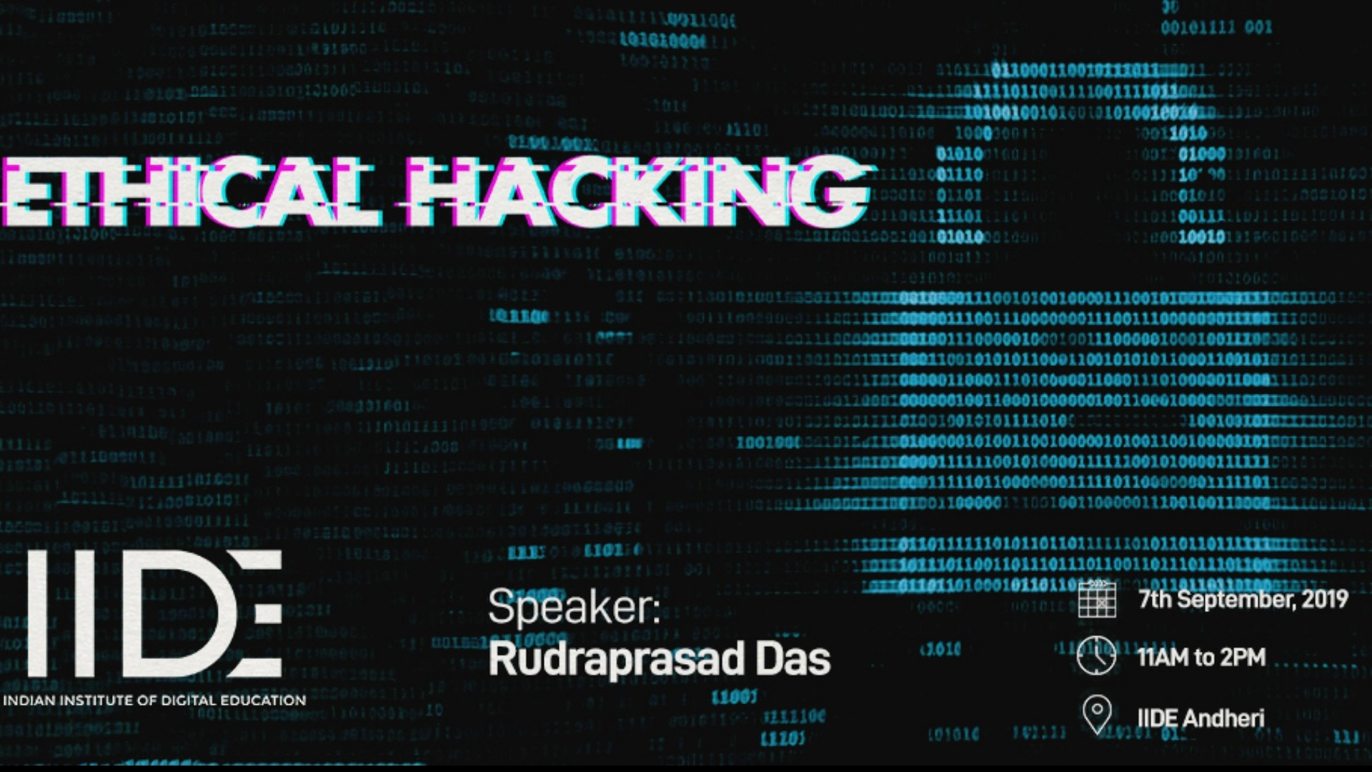 Upcoming hacking Events in India Ticket Price, Dates & Venue