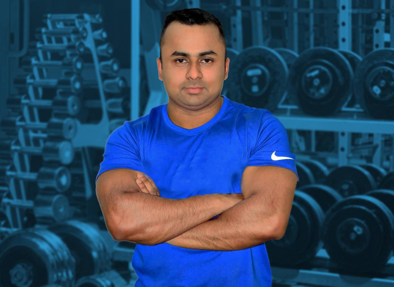 Arinjoy Mitra