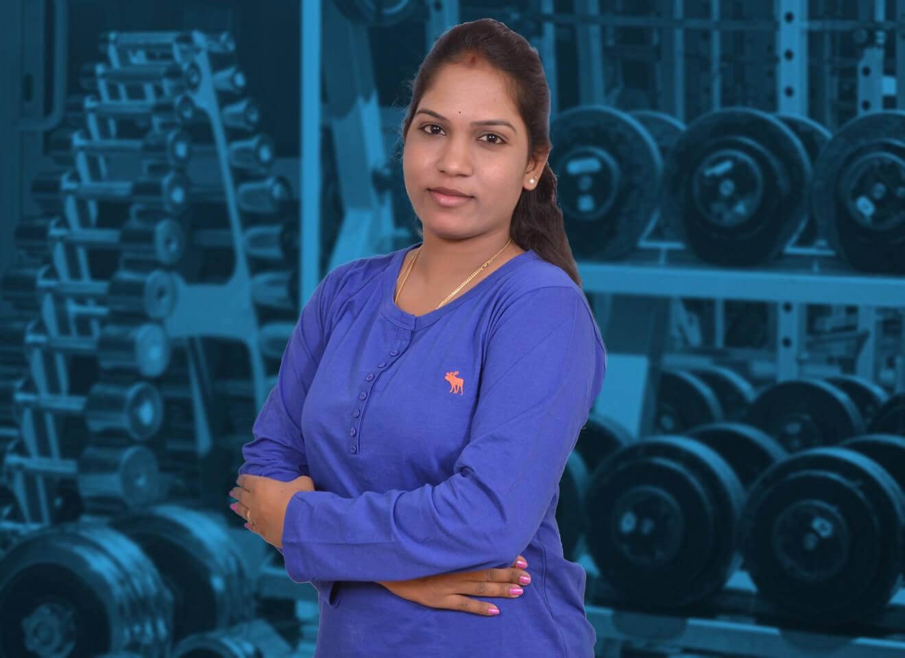 Dr.Santhoshi Alluri