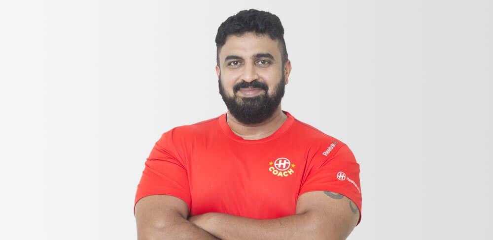 Rajesh R Nair