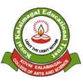 Triedge-kovai kalaimagal college of arts and science logo-Students