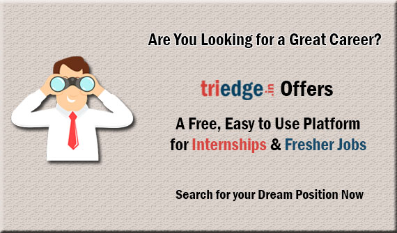 Jobs and Internships at TriEdge