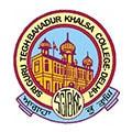 Sri Guru Teg Bahadur Khalsa College