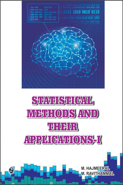 Statistical Methods and Their Applications - I