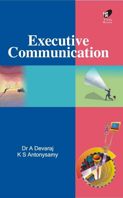 EXECUTIVE COMMUNICATION