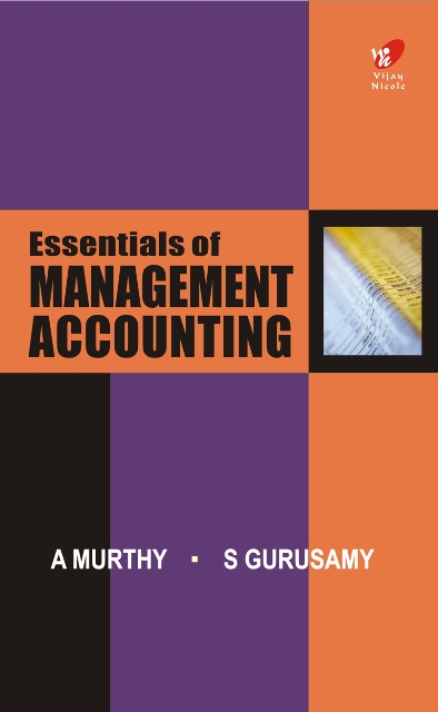 Essentials of Management Accounting