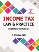 Income Tax Law and Practice AY 2020-21, 2e