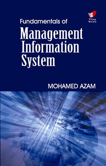 Fundamentals of Management Information System