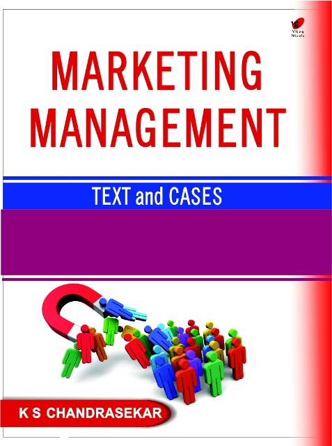 Marketing Management — Text and Cases
