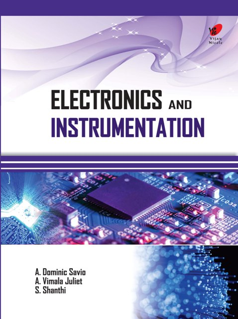 ELECTRONICS AND INSTRUMENTATION