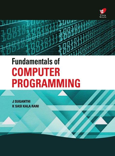 Fundamentals of Computer Programming