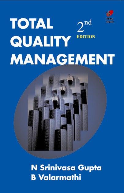 Total Quality Management, 2e