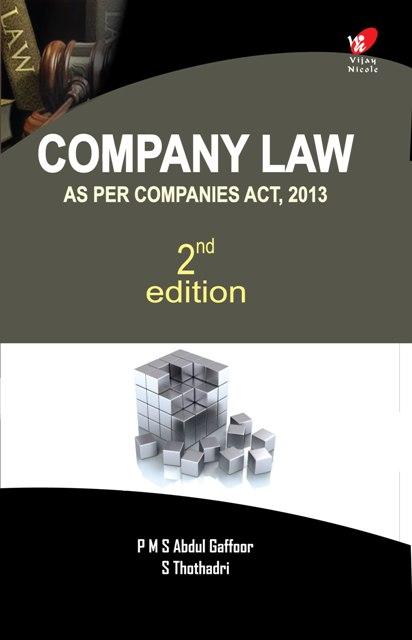 Company Law, 2e