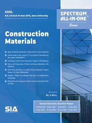 Construction Materials (Anna Univ)