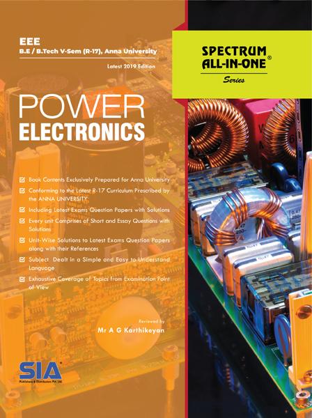 Power Electronics (Anna Univ)
