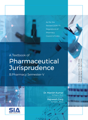 Pharmaceutical Jurisprudence (PCI)