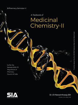 Medicinal Chemistry-II (PCI)