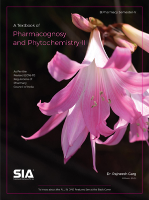 Pharmacognosy and phytochemistry - II (PCI)