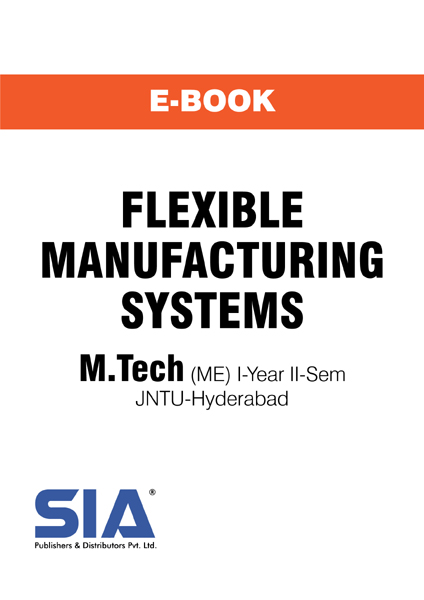 Flexible Manufacturing Systems (JNTU-H)