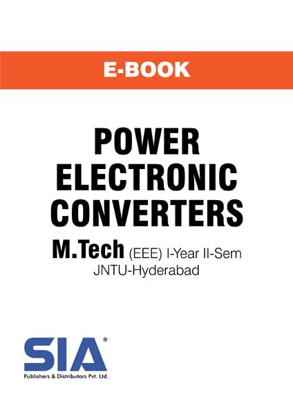Power Electronic Converters (JNTU-H)