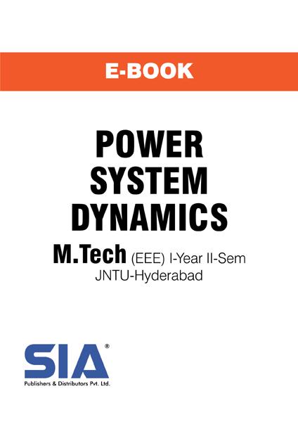 Power System Dynamics (JNTU-H)