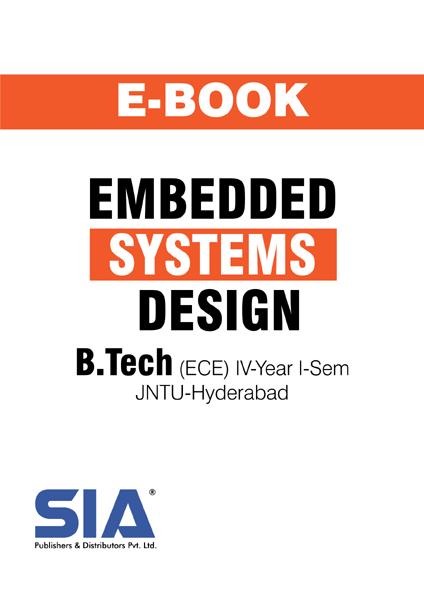 Embedded Systems Design (JNTU-H)