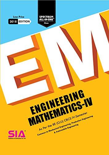 Engineering Mathematics-IV (O.U)
