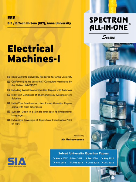 Electrical Machines-I (Anna Univ)